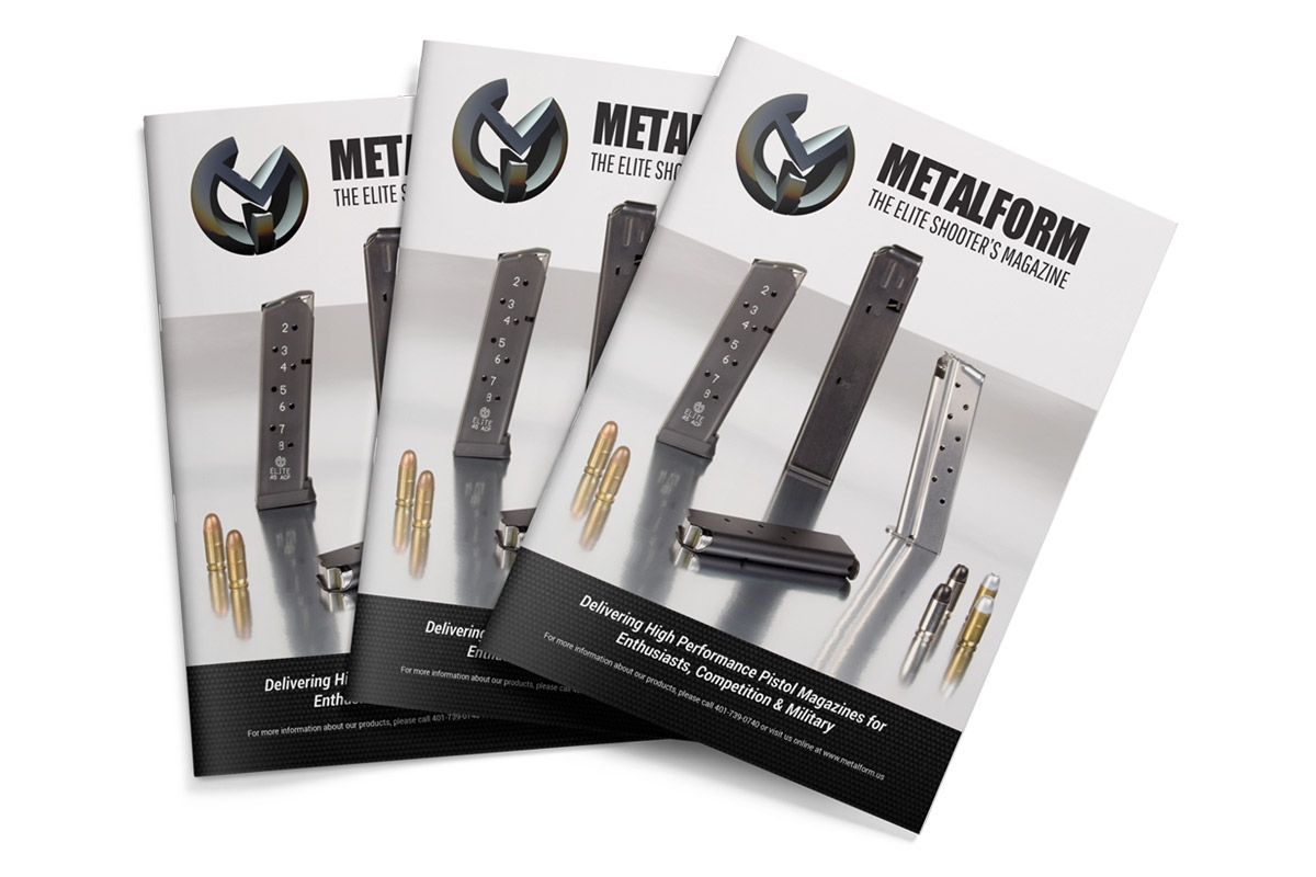 MetalForm - 20-Page Full-Color Product Catalog